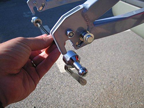 ebikeCo Remolque de Bicicleta de una rueda BICICLETAS Y PIRULETAS 4