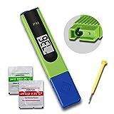 easylifeproduct Digital Pen-type pH Meter Water Tester pH-061 Hydroponic Spa ATC for Pool Aquarium