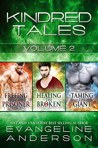 Kindred Tales Box Set Volume Two (Brides of the Kindred)