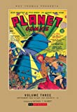 img - for Planet Comics Collected Works: Vol 3: Roy Thomas Presents book / textbook / text book