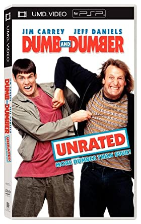 Amazon com: Dumb and Dumber (Unrated) [UMD for PSP]: Jim