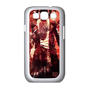 dmc devil may cry Samsung Galaxy S3 9300 Cell Phone Case White yyfD-032927