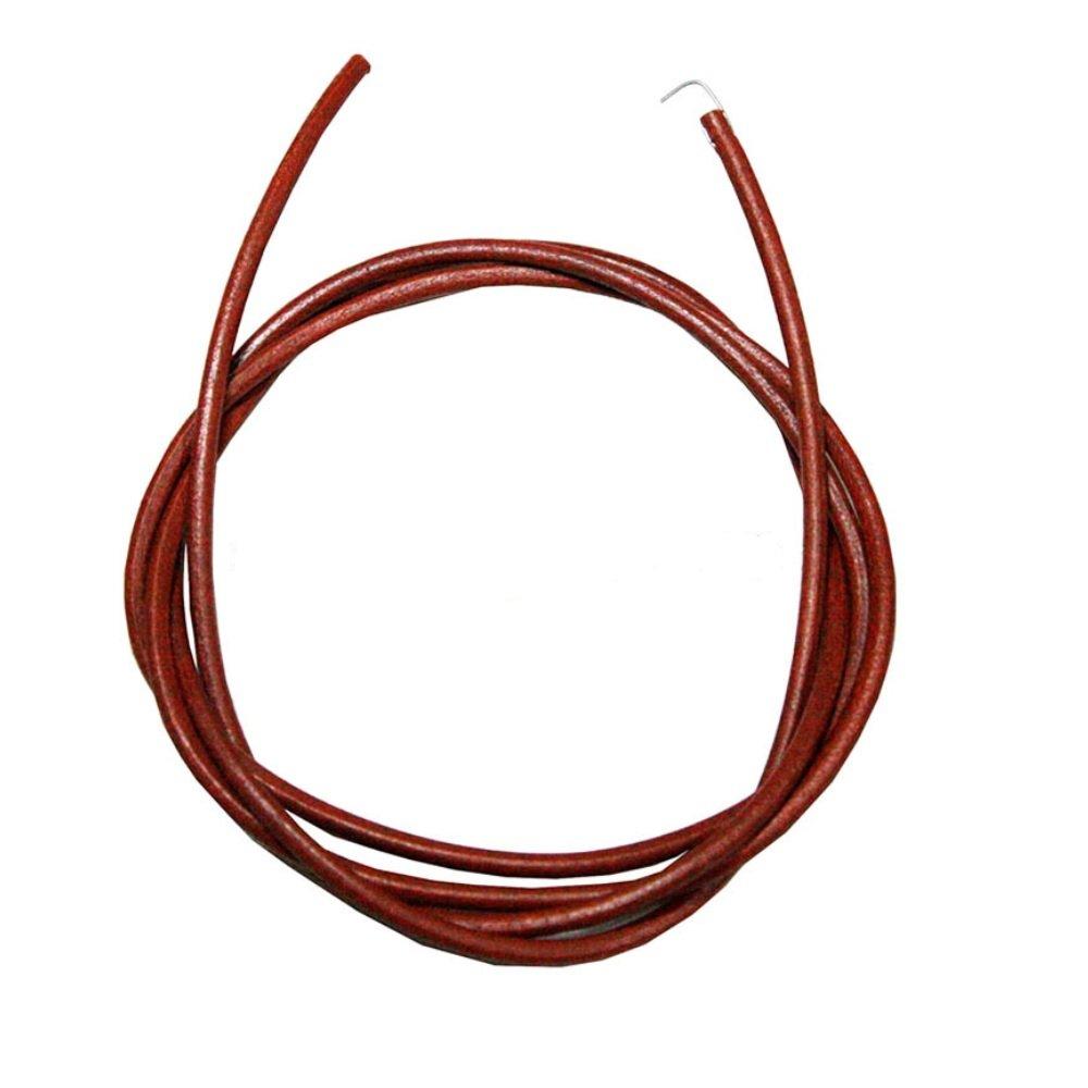 VRSS 6ft Leather Belt for Singer Treadle Sewing Machine Cowhide Belting (2pcs)