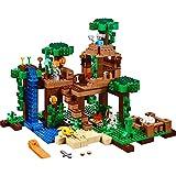 LEGO Minecraft The Jungle Tree House Playset 21125