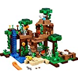 LEGO Minecraft The Jungle Tree House Playset 21125