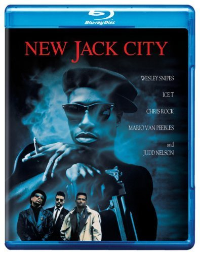 New Jack City (BD) [Blu-ray] by Warner Home Video