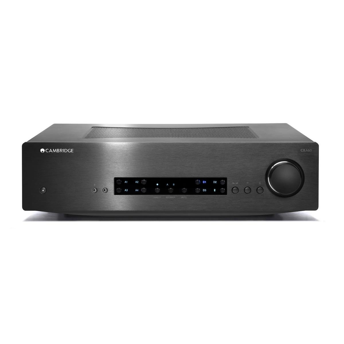 Cambridge Audio CXA60 Integrated Amplifier (Black) by Cambridge Audio