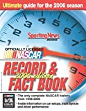 NASCAR Record and Fact Book, Sporting News, NASCAR, 0892048026