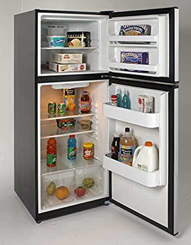 Amazon.com: Avanti FF99D3S 9.9 cu. ft. Frost Free Refrigerator ...