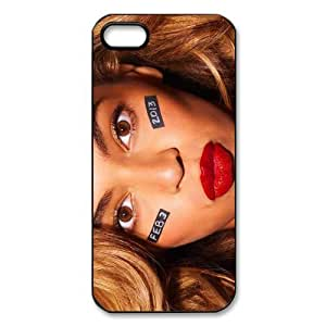 Customized iPhone Case Beyonce Poster Printed Durable Hard iPhone 5 5S Case Cover