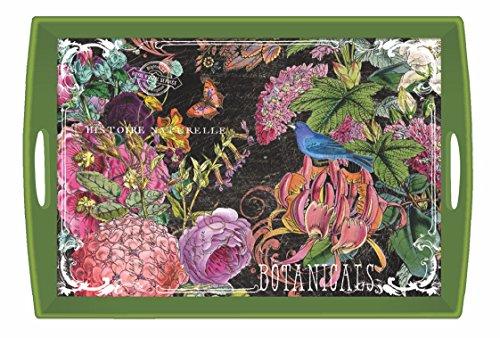 (Michel Design Works Botanical Garden Wooden Decoupage Tray, 20