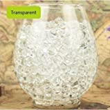 LOVOUS 5000 Pcs Water Beads, Crystal Soil Water Bead Gel, Wedding Decoration Vase Filler - Furniture Decorative Vase Filler, All Occasion Table Scatters Centerpiece Decorations (Clear)