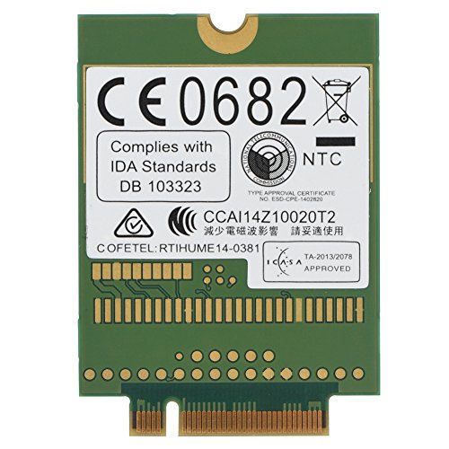 fosa Replacement Internal 100Mbps 4G LTE FDD M.2 Module Card NGFF Interface Windows/Android/ Chrome by fosa (Image #8)