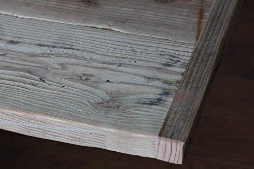 OLD ASHIBA(足場板古材)フリー板(幅つなぎ材) 厚35×幅350(2枚あわせ)×長さ1150mm 無塗装 B075ZMSCLW 長さ1150mm 長さ1150mm