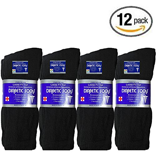 USBingoshop Physicians Approved Diabetic Socks product image
