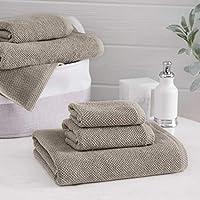 Save 20% on Welhome cotton bath towel set
