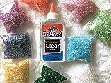9 Pack Bingsu Beads Slime Beads for Bingsu Slime