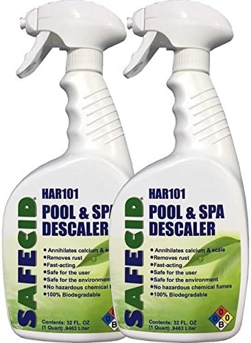 Safecid PS-HAR101 - Descalcificador de Piscina y SPA y ...