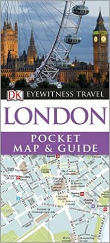 DK Eyewitness Pocket Map And Guide London Amazoncouk DK - London map guide