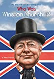 img - for Who Was Winston Churchill? book / textbook / text book