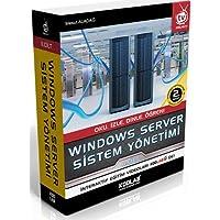 Windows Server Sistem Yönetimi 2 Cilt: İnteraktif Eğitim Seti Hediye - Oku, İzle, Dinle, Öğren!