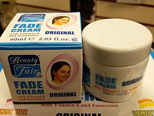 Beauty Fair ORIGINAL SKIN LIGHTENING BRIGHTENING WHITENING BLEACHING Cream...