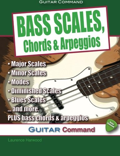 Bass Scales, Chords And Arpeggios