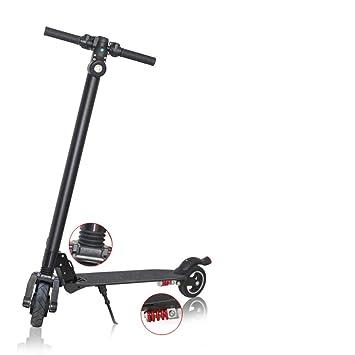 BTSSA Patinete electrico Adulto y niño,Plegable Bicicleta ...