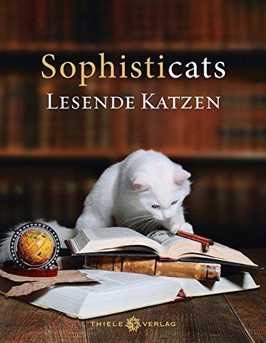 Sophisticats: Lesende Katzen
