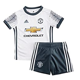 adidas Manchester United Third 2015/16-Officiel Maillot pour Enfant