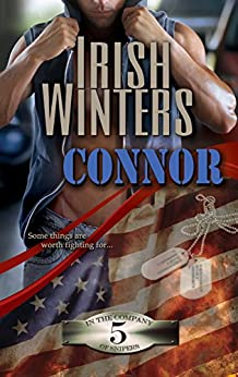 Connor (In the Company of Snipers Book 5) by [Winters, Irish]