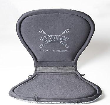 Amazon.com: Yakpads Almohadilla de asiento acolchada ...