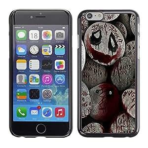iBinBang / Funda Carcasa Cover Skin Case - De Halloween Monster Blood Spooky Pumpkin - Apple iPhone 6 Plus 5.5