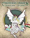 Christmas Fairies Coloring Book