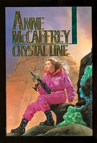 book cover of Crystal Line