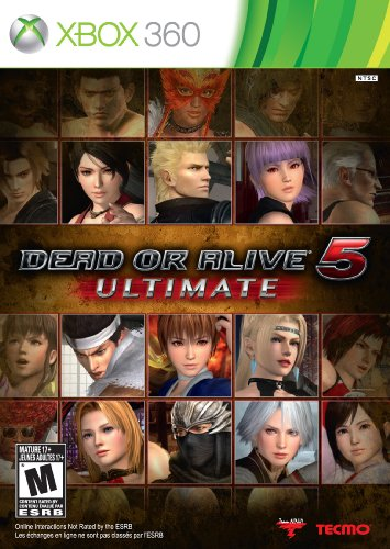 Price comparison product image Dead or Alive 5 Ultimate - Xbox 360