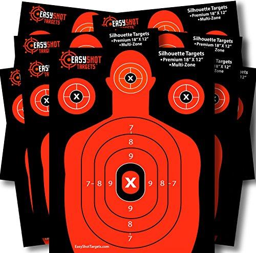heavy duty handgun target - 9