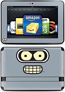 """product image for Kindle Fire HD 8.9"""" Skin Kit/Decal - Futurama: Bender's Face (will not fit HDX models)"""