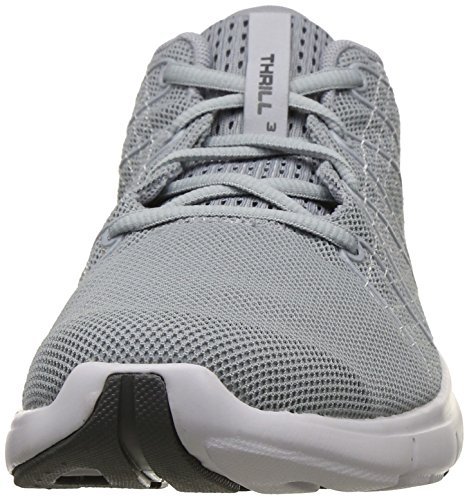 3 De Homme Armour white Gray Chaussures Running Under Thrill glacier Gray Overcast Ua F6Bwcf