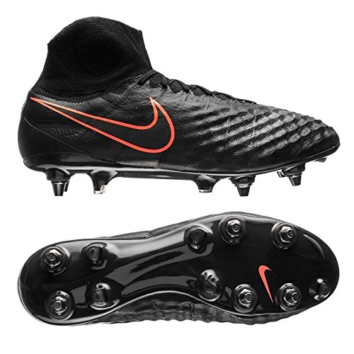 premium selection cd241 aaf81 Image Unavailable. Image not available for. Color  Nike Magista Obra II SG- PRO Black Total ...