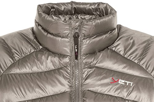 dark gull grey Yeti Down Women Down Jacket peria Jacket xxqYAwFR