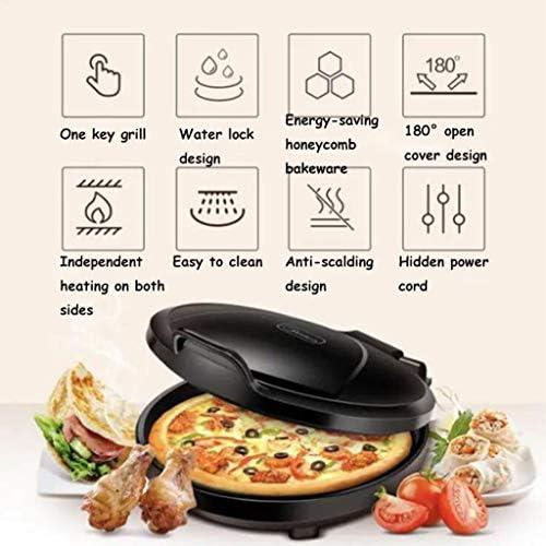 Fichier crêpes steak frit chauffage machine à muffins cuisine cuisson électrique ménage double face poêle anti adhésive, machine à 1200W
