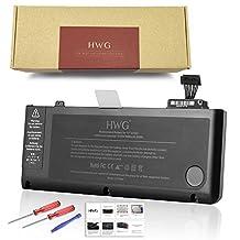 """HWG A1322 Battery for Apple MacBook Pro 13"""" A1322 A1278 (2009 2010 2011 Version) 661-5229 661-5557 020-6547-A MB990LL/A MB991LL/A"""