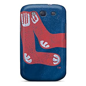 ChristopherWalsh Samsung Galaxy S3 Shockproof Hard Cell-phone Cases Unique Design High-definition Boston Red Sox Skin [gDZ12773EeVe]