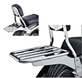 Cobra OEM Sissy Bar Luggage Rack - Tube 02-4468