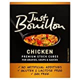 Just Bouillon Chicken Stock Cubes - 6 x 12g