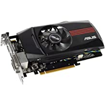 """Asus Hd7770-Dc-1Gd5-V2 - Graphics Card - Radeon Hd 7770 - 1 Gb Gddr5 - Pci Express 3.0 X16 - 2 X Dvi, Hdmi, Displayport """"Product Type: Computer Components/Video Cards & Adapters"""""""