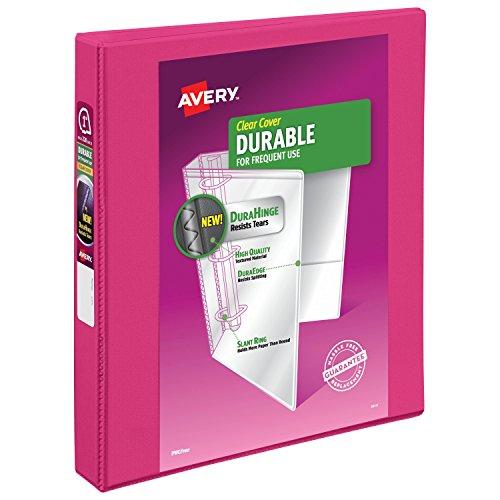 Avery 220 Sheet Capacity DuraHinge 17830