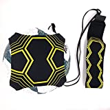 Sports Assistance Adjustable Football Trainer 94Cm Soccer Ball Practice Belt Training Equipment Kick