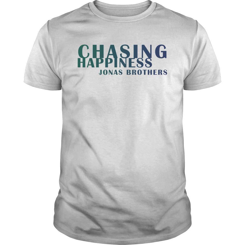 Jonas Brothers Chasing Happiness Premium T Shirt